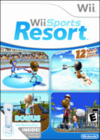 Nintendo of America Wii Sports Resort with Wii MotionPlus