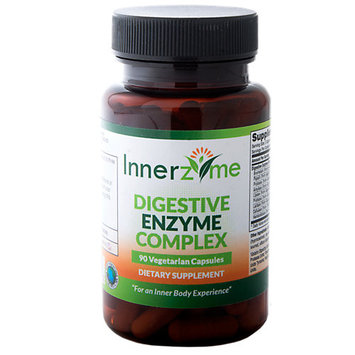 Innerzyme Digestive Enzyme Complex - 90 Vegetarian Capsules