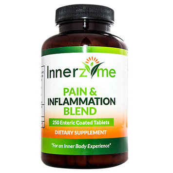 Innerzyme Pain & Inflammation Blend - 250 Tablets