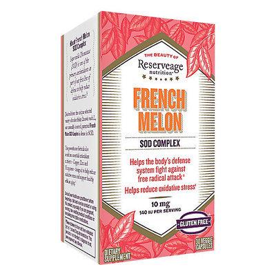 Reserveage French Melon SOD Complex Reserveage 30 Caps