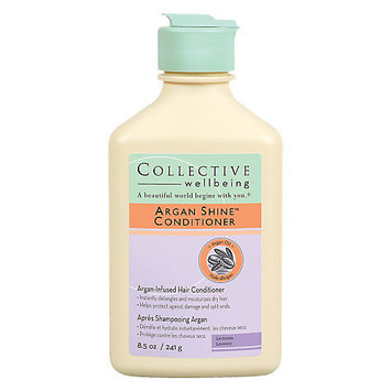 Collective Wellbeing Argan Shine Lavender Conditioner, 8.5oz