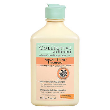 Collective Wellbeing Argan Shine Shampoo - Citrus Orchard