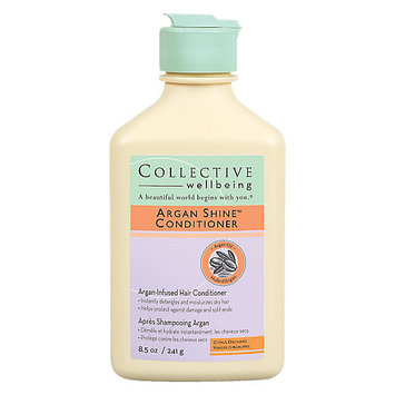 Collective Wellbeing Argan Shine Conditioner - Citrus Orchard