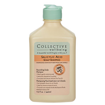 Collective Wellbeing Salicylic Acid Scalp Shampoo