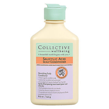 Collective Wellbeing Salicylic Acid Scalp Conditioner