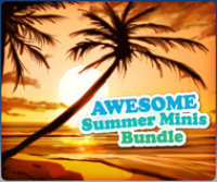 Awesome Summer Minis Bundle: Five Games at a Crazy Price DLC