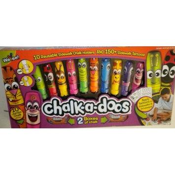 Chalk-a-doos Deluxe Assortment, Bugs & Monsters