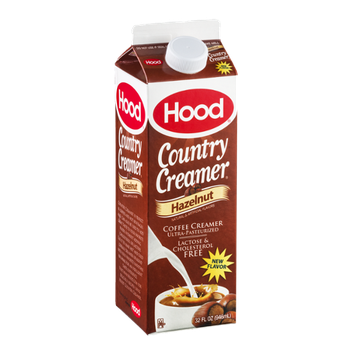 Hood Country Creamer Coffee Creamer Hazelnut