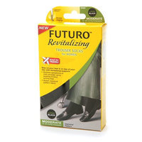 FUTURO Revitalizing Trouser Socks for Women
