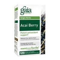 Gaia Herbs Acai Berry, 60 Liquid Phyto-Capsules