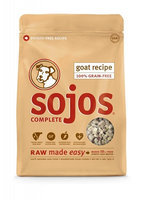 Sojos Complete Grain-Free Dog Food Goat 2 lbs