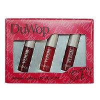 DuWop Cosmetics Venom Rocks! Limited Edition Lip Venom Set