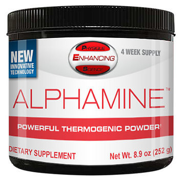 Physique Enhancing Science ALPHAMINE - Fruit Punch