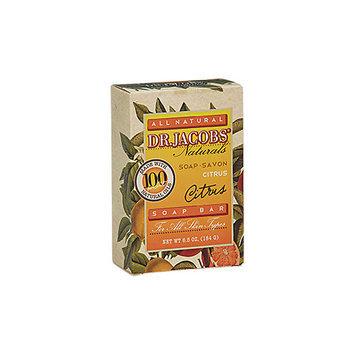 Dr. Jacobs Citrus Castile Bar Soap
