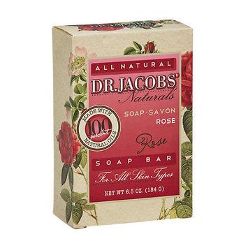 Dr. Jacobs Rose Castile Bar Soap