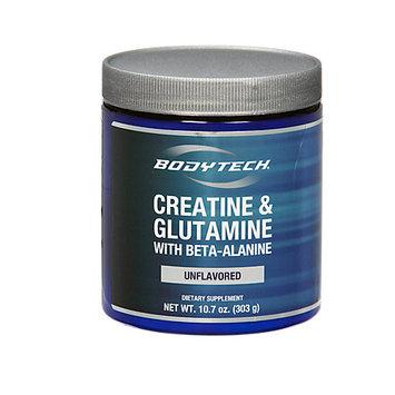 Bodytech Creatine And Glutamine With Beta Al