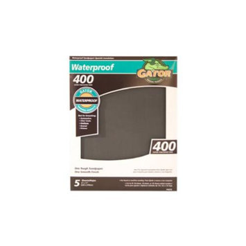 Ali Industries 5PK 9x11 400G Sandpaper