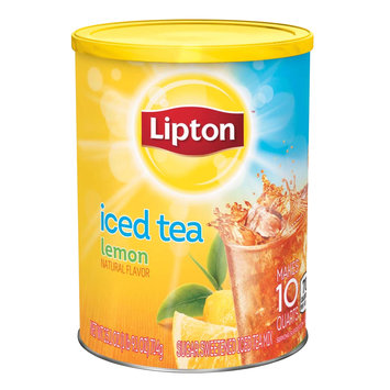 Lipton® Lemon Iced Tea Mix