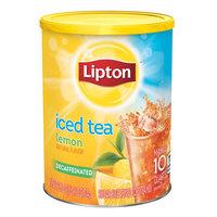 Lipton® Decaf Lemon Iced Tea Mix