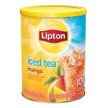 Lipton Mango Iced Tea Mix