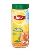 Lipton Unsweetened Decaffeinated Iced Tea Mix