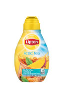 Lipton®  Tropical Mango Liquid Ice Tea Mix