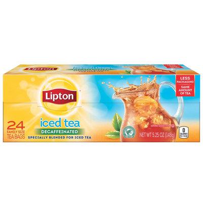 Lipton®  Decaf Iced Black Tea Tea Bags