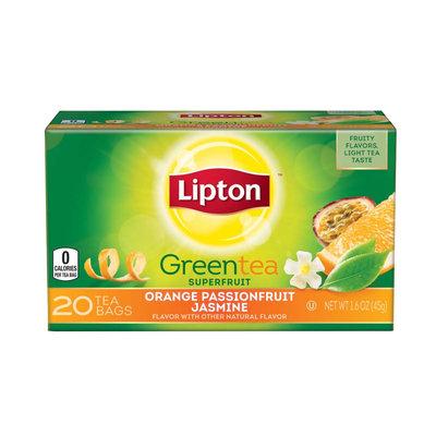 Lipton® Orange Passionfruit Jasmine Green Tea