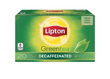Lipton® Decaffeinated Green Tea