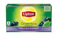 Lipton Purple Acai Blueberry Green Tea