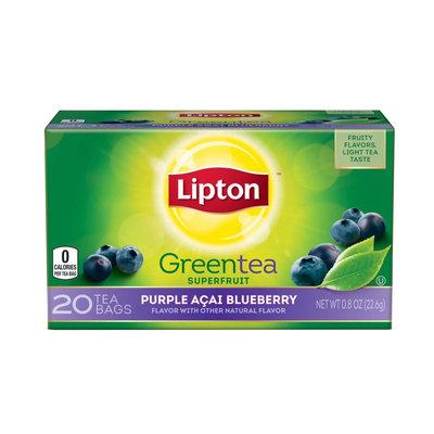 Lipton® Purple Acai Blueberry Green Tea