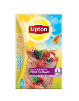 Lipton® Blackberry Pomegranate Iced Green Tea To Go Packets