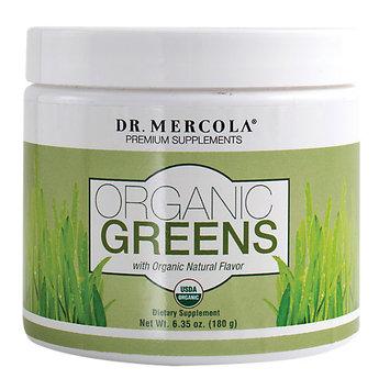 Dr. Mercola Organic Green Natural 6.35 oz