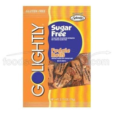 Golightly Go Lightly Sugar Free Fudgie Rolls, 2.75 oz bag, Kosher