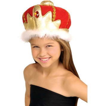 Rubie S Costume Co Rubies Costume Co 49558R Queens Crown Child