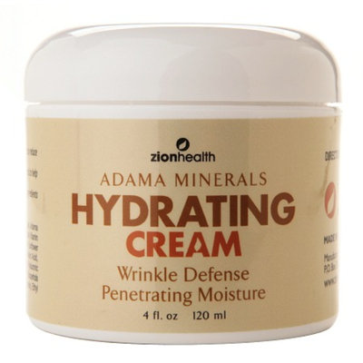 Zion Health Minerals Hydrating Cream