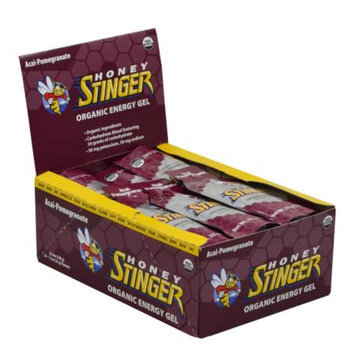 Honey Stinger Organic Energy Gels Acai Pomegranate