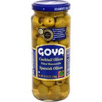 Goya® Pitted Manzanilla Olives