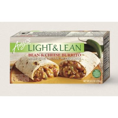 Amy's Kitchen Bean & Cheese Burrito Light & Lean