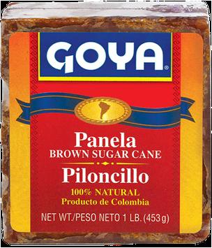 Goya® Panela Brown Sugar Cane (Cuadrada)