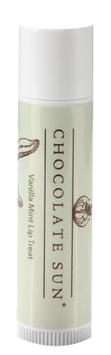 Chocolate Sun Vanilla Mint Lip Treat