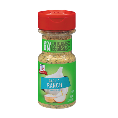 McCormick® Garlic Ranch Seasoning