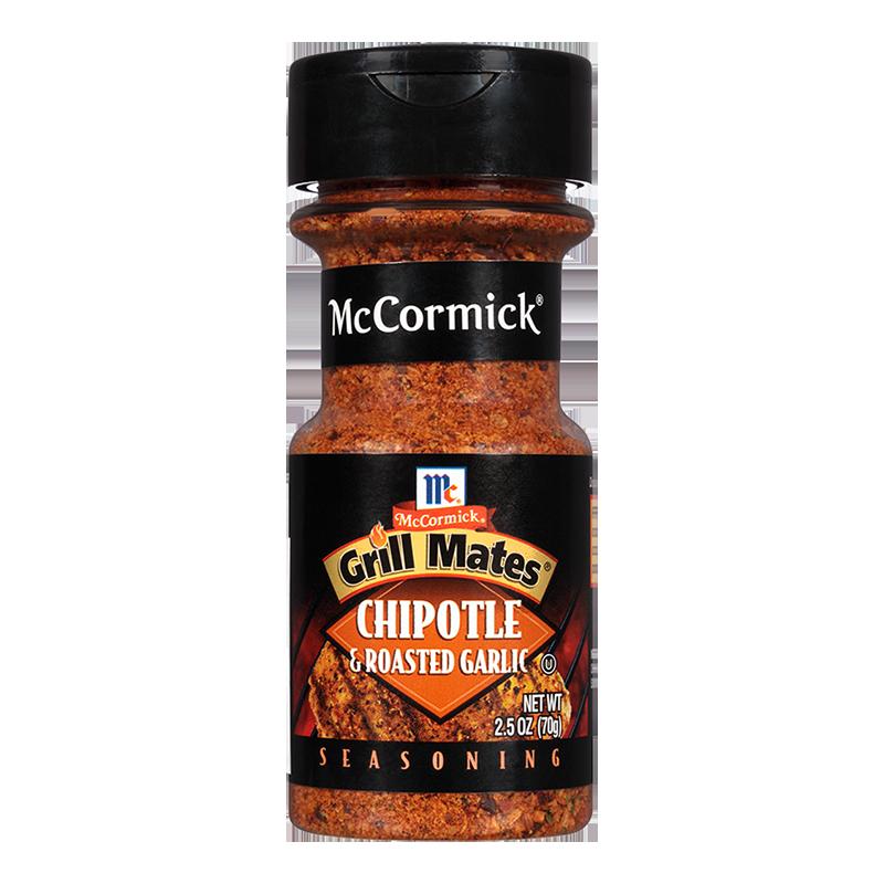 McCormick® Grill Mates® Chipotle & Roasted Garlic Seasoning