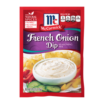 McCormick® French Onion Dip Mix