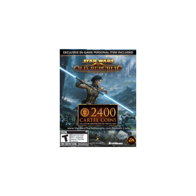 Electronic Arts Star Wars: The Old Republic 2400 Cartel Coins