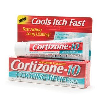 Cortizone 10 Hydrocortisone Anti-Itch Cool Relief Gel