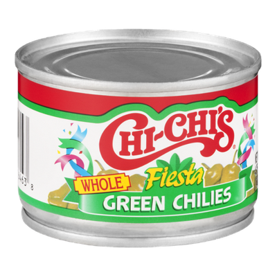 Chi-Chi's Fiesta Whole Green Chilies
