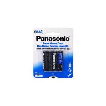 Panasonic AAAPAN 4 Pack Panasonic Aaa Batteries