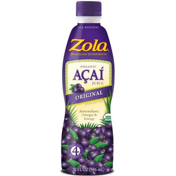 Zola Brazilian Superfoods Zola, Original Acai Power Juice, 32oz