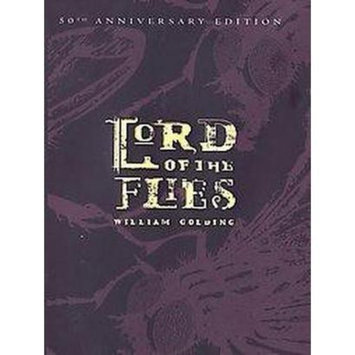 Lord of the Flies (Anniversary) (Hardcover)